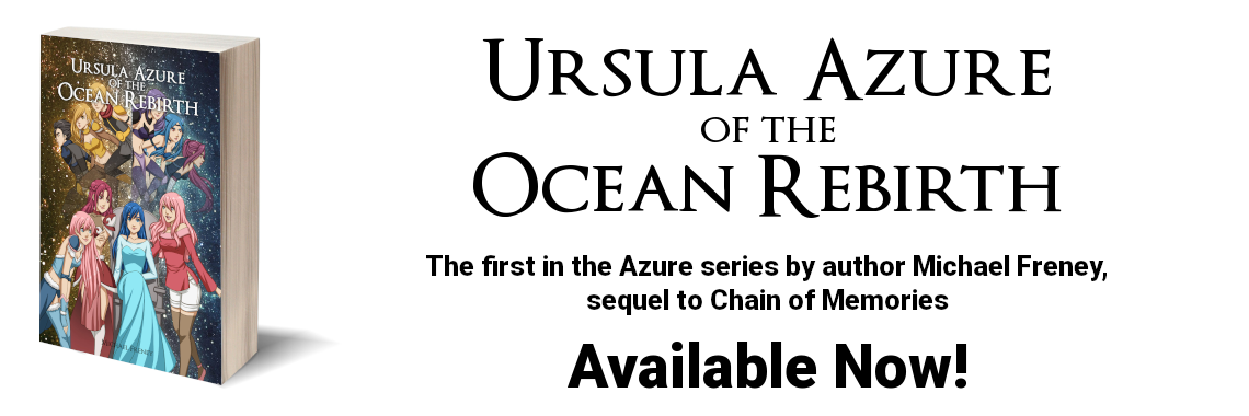 Ursula Azure of the Ocean Reborn